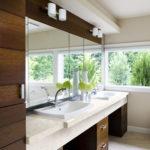 LG Viatera Clarino Bathroom