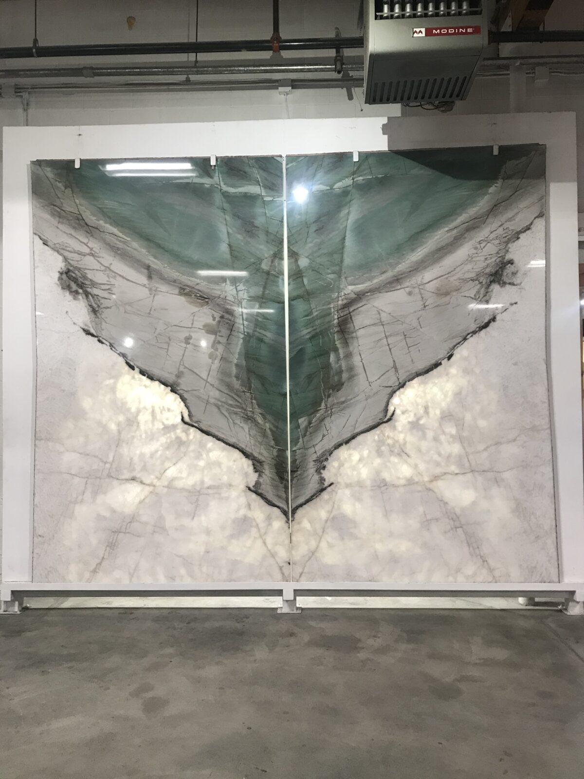 Cristallo Botanic Quartzite