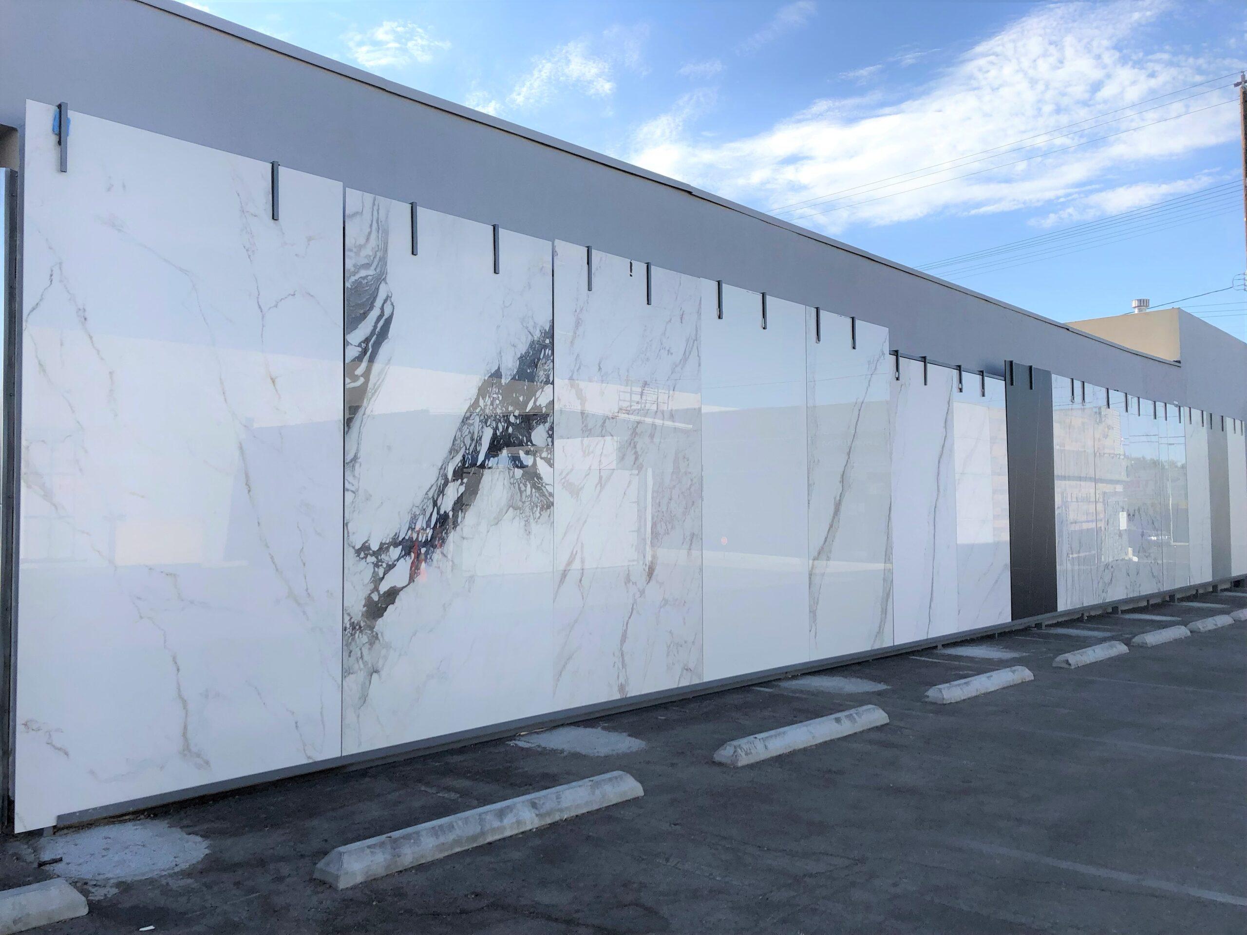 Porcelain Exterior Wall